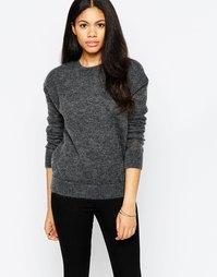 Темно-серый свитер MiH Delo - Угольный