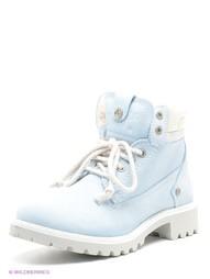 Голубые Ботинки Wrangler