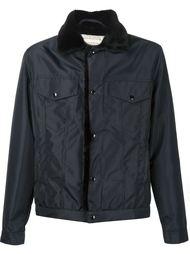 водонепроницаемая спортивная куртка  Maison Kitsuné