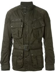 пальто в стиле милитари Polo Ralph Lauren