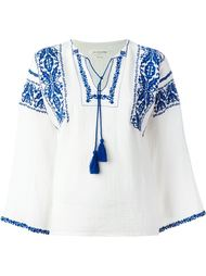 блузка 'Vince' с вышивкой Isabel Marant Étoile