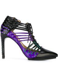 туфли на шнуровке  Toga