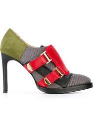 туфли с пряжками  Preen By Thornton Bregazzi