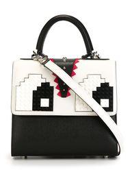 сумка-тоут с панельным дизайном  Les Petits Joueurs