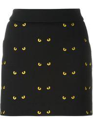 мини-юбка с вышивкой Zoe Karssen