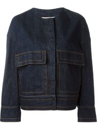 джинсовая куртка мешковатого кроя Marni