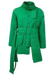 стеганое асимметричное пальто Craig Green