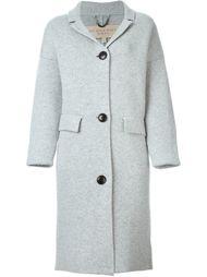 однобортное пальто  Burberry Brit