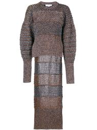 Lurex Knit with Trail Esteban Cortazar