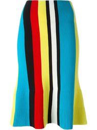 юбка 'Ottoman Stripe' J.W. Anderson