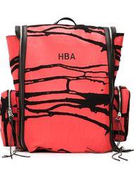 рюкзак с абстрактным принтом Hood By Air