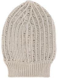 шапка мешковатого кроя Rick Owens
