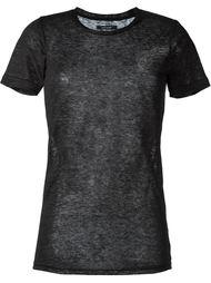 футболка с короткими рукавами Isabel Marant