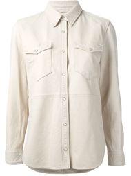 классическая рубашка Isabel Marant Étoile