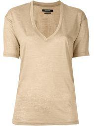 футболка c V-образным вырезом  Isabel Marant