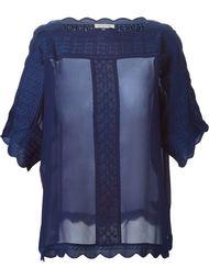 прозрачный топ 'Axel' с вышивкой Isabel Marant Étoile