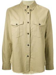 рубашка с воротником на пуговицах  Isabel Marant