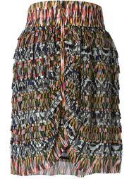 юбка 'Falda' с рюшами  Isabel Marant