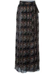 юбка с запахом 'Sesley'  Isabel Marant Étoile