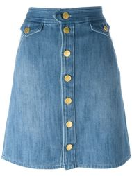 джинсовая юбка 'Odelle' Isabel Marant Étoile