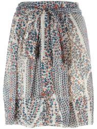 юбка с запахом 'Sistle'  Isabel Marant Étoile