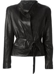 куртка с поясом Isabel Marant