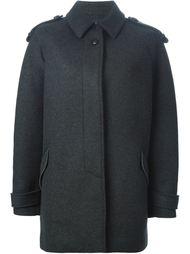 пальто с классическим воротником Isabel Marant