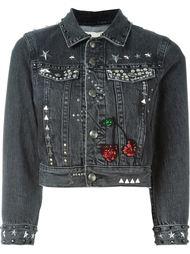 джинсовая куртка с заклепками Marc By Marc Jacobs