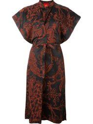 платье-кимоно с цветочным принтом Vivienne Westwood Red Label