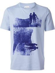 футболка с фото-принтом  Maison Margiela