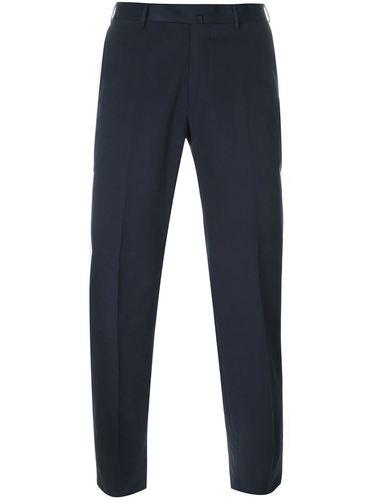 классические брюки строгого кроя Ermenegildo Zegna