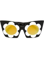 солнцезащитные очки Markus Lupfer x Linda Farrow 'Daisy Shades'  Linda Farrow Gallery