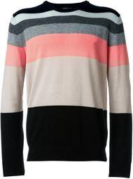 свитер в полоску Paul Smith London