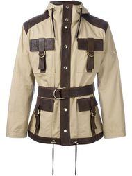 куртка с панельным дизайном  Balmain