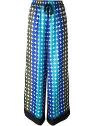 пижамные брюки с принтом For Restless Sleepers