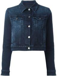 укороченная джинсовая куртка Dolce & Gabbana