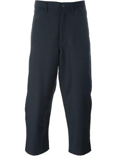 укороченные брюки Junya Watanabe Comme Des Garçons