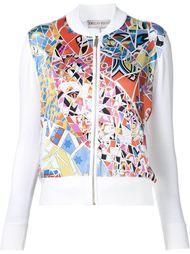классическая куртка на молнии Emilio Pucci