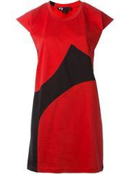 платье-футболка свободного кроя Y-3