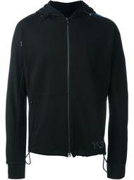 спортивная куртка с полосками на рукавах Y-3
