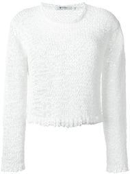 open knit jumper T By Alexander Wang