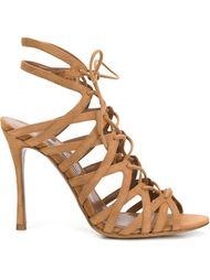 босоножки на шнуровке Tabitha Simmons