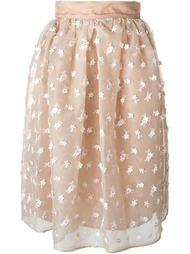 юбка с вышивкой  Si-Jay
