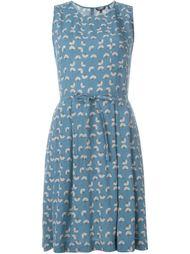 платье с цветочным принтом   Woolrich