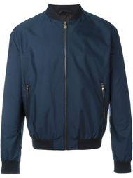 summer catcher bomb jacket Salvatore Ferragamo