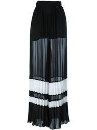 широкие плиссированные брюки  Just Cavalli