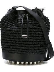 сумка через плечо 'Alpha' с плетеным дизайном  Alexander Wang