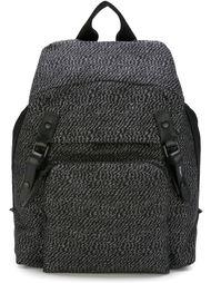 жаккардовый рюкзак  Lanvin