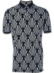 футболка с оптическим принтом Dolce & Gabbana