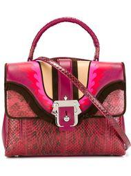 сумка-тоут с панельным дизайном  Paula Cademartori